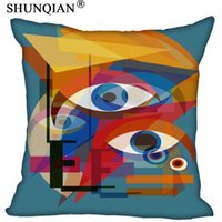 Best New david bowie eyes Pillowcase Wedding Decorative Pill...