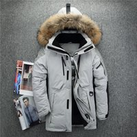 Russia winter - 40 jackets windproof doudoune hiver homme for...