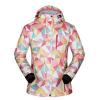 MUTUSNOW 새로운 품질 스키 겨울 스노우 보드 자켓 여성 방풍 방수 온기 스노우 보드 코트 스노우 스키 겨울 의류