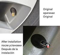 Эмблема автомобиля авто шины клапан крышки для Benz Безопасное колесо Шина воздуха клапанной крышки для Мерседес-Benz