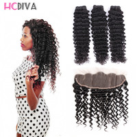 8A Unprocessed Brazilian Virgin Human Hair Extensions 3 Pics...