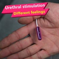 Female urethral masturbation devices