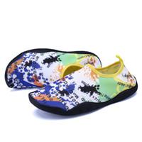 Verano Adulto Al Aire Libre Zapatos de Agua de Natación Transpirables Zapatos de Playa de Las Mujeres de Los Hombres Unisex Deportes de Surf snorkel Pesca de la marcha de yoga