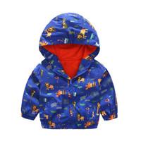 HE Hello Enjoy winter jacket boys coat kids manga larga 2017 niños rompevientos chaquetas de dibujos animados para niñas con capucha chaqueta
