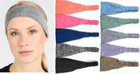 free ship Unisex 20pcs Sports Stretch Elastic Yoga Sweatband...