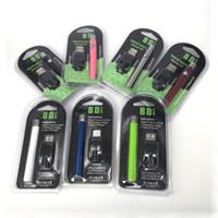 Nieuwe producten Lo Batterij 350 MAH Vape Pen Verwarm Batterijen 510 Draad voor G2 TH205 AC1003 Vaporizer pen Dikke oliecartridge