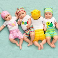 Baby Boy Clothes Summer Baby Girl Clothing Sets Unisex Baby Rompers Algodón Recién Nacido Ropa Roupa Bebes Mono Infantil Monos