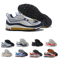 Acheter With Box Nike Air Max 98 SUPREME Airmax OG 98 Air 98