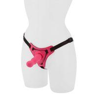En gros Super Doux Silicone Dong Sangle sur Harnais Dilodos Sex Toys pour Femme Produit Sexuel Pénis Réaliste
