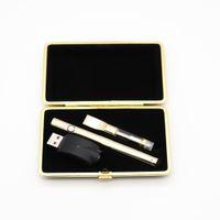 Best sellings Gold Vape Pen Starter Kit New Original Product 0.5 ml 1.0ml CE3 92A3 510 Oil Vaporizer Pen Dual Cartridge
