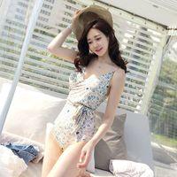 새로운 패션 여자 레이디 소녀 섹시한 여름 수영복 Strapless 비키니 화이트 수영복 비치 드레스를 커버
