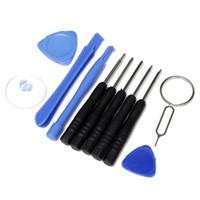 11 en 1 Téléphones cellulaires ouverture Pry Repair Tool Kit Tournevis Outils Set Feramentas Kit pour iPhone