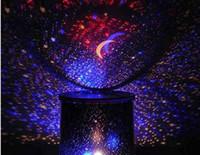 Lampe de projecteur étoile rotation musique LED projecteur irakien projecteur coloré nuit lampe de sommeil lampe cadeaux créatifs
