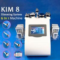 최신 고품질 진공 캐비테이션 40k / 초음파 RF Lipo 레이저 슬리밍 기계 / 초음파 아름다움 악기 CE