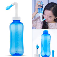 300ml Nose Wash System nasal cavity irrigator Relief Nasal P...
