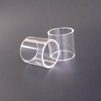 Wymiana Pyrex Glass Tube dla E Cig Battery Vaporesso Veco Plus 2ml 4ml JustFog Q16 Reux Mini Tank Azeroth Rdta RTA IJust Nexgen 5ml