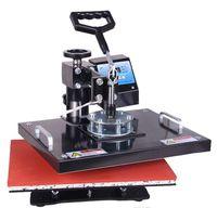 المبيعات الساخنة 8 في 1 الرقمية الحرارة الصحافة آلة التسامي نقل متعددة الوظائف ل t-shirt القدح كأس قبعة كاب