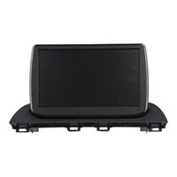 مشغل دي في دي للسيارات لمزدا 3 أكسيلا 2014 9inch Octa-core 4GB RAM Andriod 8.0 مع GPS ، تحكم عجلة القيادة ، البلوتوث ، الراديو