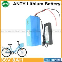 Lithium Bicycle Battery 36v 8Ah 350W e Scooter Battery 36v w...