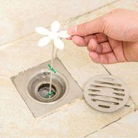 Dreno Pia Cleaner Banheiro Filtro De Esgoto Do Cabelo Drenagem Limpadores De Limpeza De Cozinha Coador de Remoção de Cabelo Anti Clog Remoção de Entupimento Ferramentas