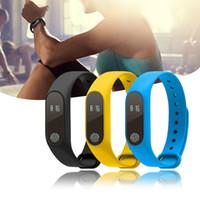 Sport Smart Montre-bracelet Bracelet Affichage Fitness Gauge Étape Tracker Numérique LCD Podomètre Courir Étape Compteur De Calories