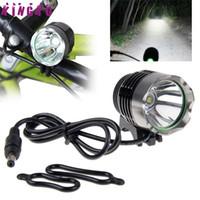 높은 품질 3000 루멘 크리 어 XM-L T6 SSC LED 3 모드 자전거 자전거 머리 머리 전등 횃불