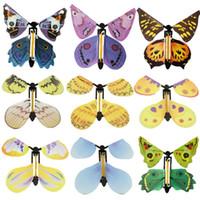 الخدع السحرية ماجيك فراشة تطير الفراشة اليد التحول يطير الفراشة ماجيك الدعائم مضحك مفاجأة المزحة نكتة باطني لعب خدعة