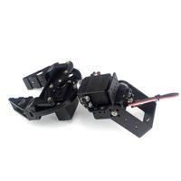3 درجة من الحرية / 3 ذراع ميكانيكية الذراع مع المشبك ذراع مخلب / الروبوت
