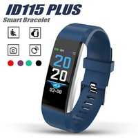 ID 115 Plus Smart Bracelet Smart Sport Wristband Fitness Act...