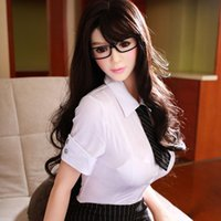 158cm Real Silicone Sex Dolls Japanese Anime Oral Realistic ...