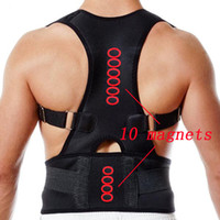 Adjustable Male Female Magnetic Therapy Posture Corrector Br...