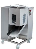 Livraison gratuite 2 coupe Modèle Unités QSJ-viande Machine à deux lames Viande Cuber Pour utiliser les restaurants