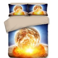 Bedding Sets Sci- Fi Pattern Duvet Covers New Style Stare Was...