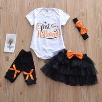 Newborn Baby Halloween Clothes Intant Toddler Kids Clothing ...
