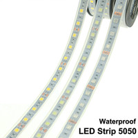 IP67   IP68 Waterproof LED Strip 5050 DC12V 60 LED M High Qu...