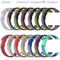 Silicone Watchband for vivoactive3  vivomove HR vivomove viv...