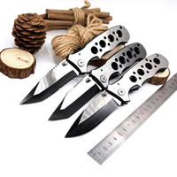083 Folding Pocket Knife Outdoor Camping Tactical Knives 440...
