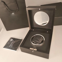 プラヤーズバッグのブランドの箱のブラック箱の箱の高級時計ボックスブラックウォッチボックスハブオリジナルウォッチボックスLSL9013スポットサプライ