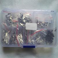 Car Lock Reed HON66 Placa de bloqueo para Honda HON66 4 Track Key Kit, accesorios de reparación de llave automática Total 340PCS