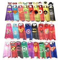 Kids and Supergirls Costumes Boys and Girls Capes with Masks...