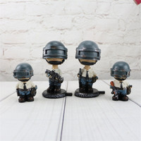 PUBG Player Unknown Battle Grounds Action Figure Giocattoli Cute Doll Armi Accessori per Kid Party Gift (98K)