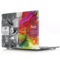 "Macbook New Pro 13 ""Caso 20172016 (A1706 / A1708) Emborrachados Capa Dura Shell, plástico shell duro para macbook12"" /15.4 ""pro / air11"