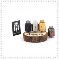 New Ecig Drop Solo RDA 22mm Single Coil Atomizer with BF Pin...
