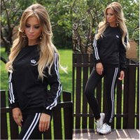 Satin two piece set tracksuit for women elegant top and pant...