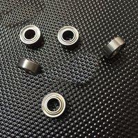 10 teile / los MR105 MR105ZZ MR1052Z Miniatur Mini Rillenkugellager Ball 5x10x4mm 5 * 10 * 4 GEBRAUCHT, ABER IN GUTEN ARBEITSBEDINGUNGEN.