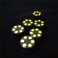Fress shipping Wholesale 30mm Shooters Bullet Grinders Herb ...