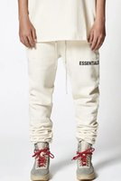Fear Of God Essentials Printed Long Pants Casual High Street...