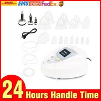 Hot Sale Vacuum Massage Therapy Lifting Breast Enlargement P...