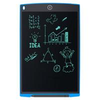 Bordo ultrasottile del bordo elettronico portatile della compressa della tavola del disegno della compressa LCD di scrittura di 12 pollici della compressa con la scatola al minuto