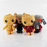 Hot ! Guardians of the Galaxy Plush Stuffed Doll Toy Holiday...